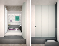 'GEOMETRY' interior design project