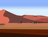 The Desert Design