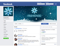 Facebook - cover page design