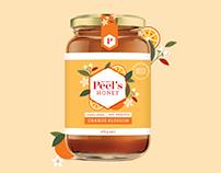 Peel's Speciality Honey Range