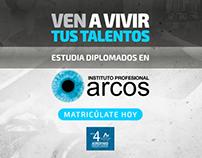 Campaña digital ARCOS
