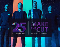 Adobe Make the Cut 2017 Submission