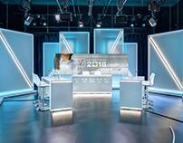 TV Lux - TV studio design