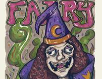 Workaholics Fairy Wizard