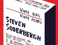 Steven Soderbergh - Vinte dias, vinte filmes