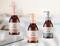 Flourish Organic Skincare | Branding