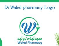 Waled Pharmacy Logo