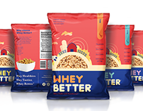 Whey Better Packaging Design