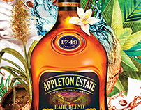 Appleton Estate Ad project