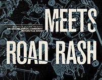 Wild Rabbit Moto Posters