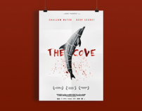 The Cove: Poster and printed/digital Catalogue