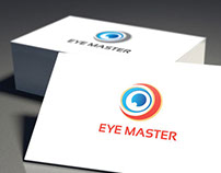 Eye Master | Logo design