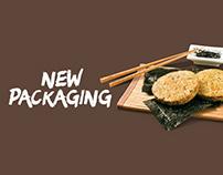 Fonte della Vita rebranding packaging