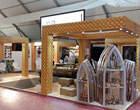 Stand Doukkala - Abda | Execution by K-Events Casa