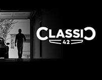 Classic 42 - Identity & Website