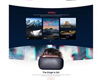 Initium - VR - UI/UX - Design