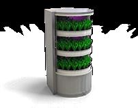 Plant growing automation complex model 1