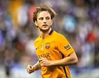 Ivan Rakitic Edit & Retouch