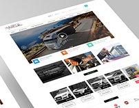 Website Design for AutoPros Columbia