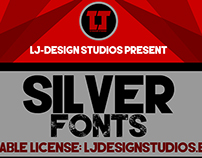Silver Fonts