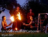 Médiévales de Carbonne 2017