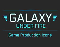 Galaxy Under Fire Game Icons
