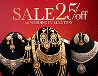 Sale 25% Off Campaign
