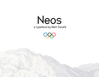 Neos Typeface