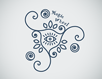 Magic Wheel Illustrator Templates