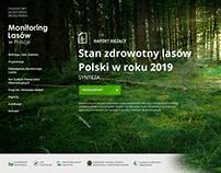 Monitoring Lasów