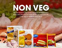 Non Veg Food Mailer