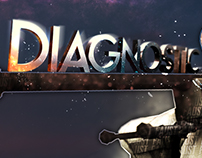 """Twitch Channel Design - """"Diagnostic"""""""