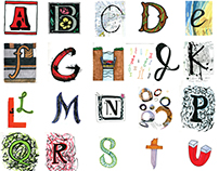 A-Z Alphabet Journal