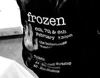 'Frozen' Rehearsal Shots