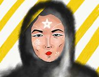 Faces (Digital Art)