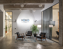 Robolabs Office Interior by Do Architects