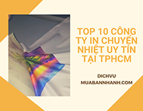 Top 10 cong ty in chuyen nhiet TPHCM