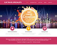 My 3rd Website Design