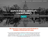 Squarespace Design // Searby LLP