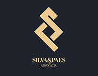 Identidade Visual | Silva & Paes Advocacia