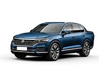 Volkswagen Tourok