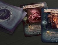 Trading Card Game – Creator – vol.11– Horror Edition