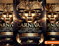 Photoshop Carnival Flyer Template