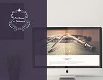 Les Muses en Cérémonie - Website