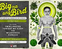 Big na ang Bird Poster!