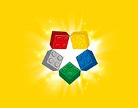 LEGOLAND®  Discovery Centre Brick Factor logo