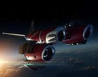 Hotrod Starfighters - Dean