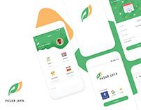 Pasar Jaya App