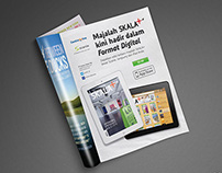 Centrin Online - Annual Report, Print Ads