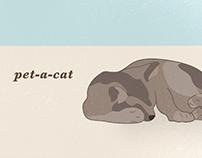 App: Pet-a-cat